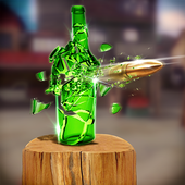 Bottle Shoot 3D Game Expert icon