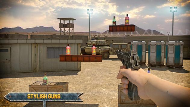 Bottle Shoot 3D Game Expert apk screenshot