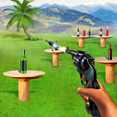 Bottle 3D Shooting Expert icon