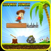 Subway Jungle Rush icon