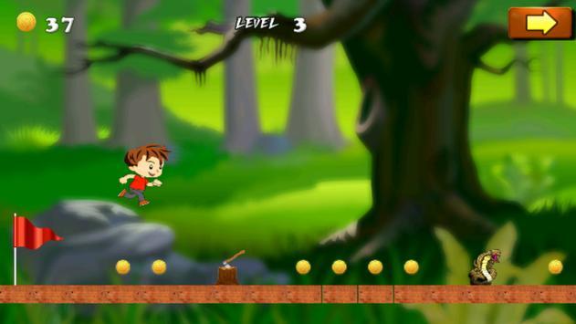Subway Jungle Rush apk screenshot