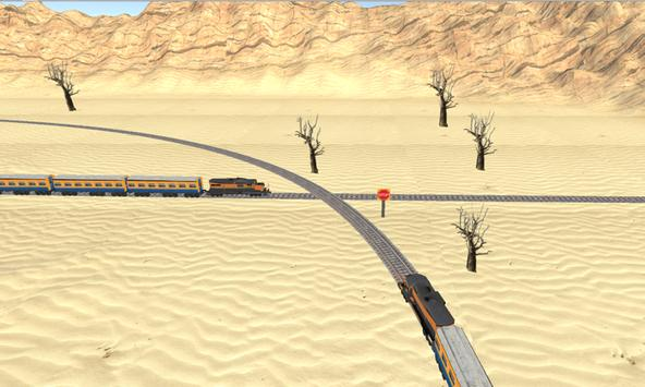 Train Simulator Game 2017 poster