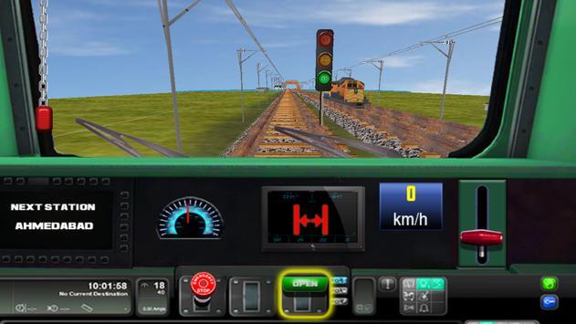 Train Driving Simulator 3D screenshot 6