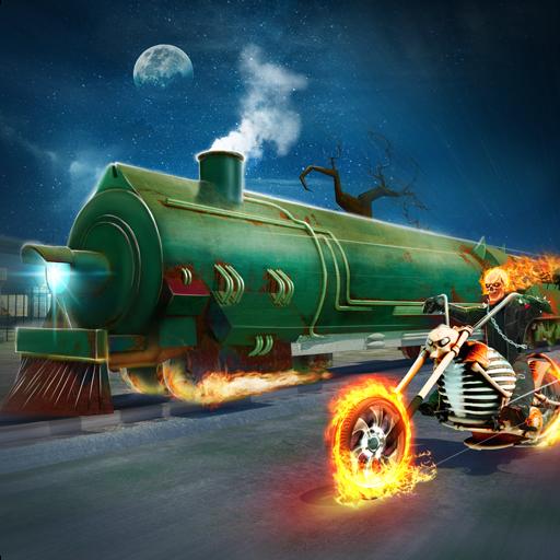 Train Driver 2018 Ghost Ride Games