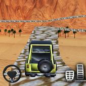 3D Mountain Climb 4x4 icon