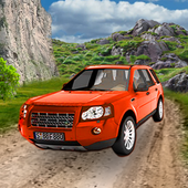 Real mountain car driving 4X4 icon