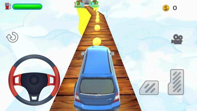 Real mountain car driving 4X4 screenshot 3