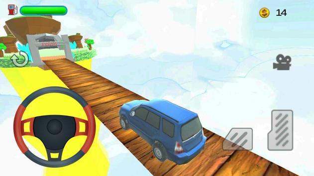 Real mountain car driving 4X4 screenshot 10
