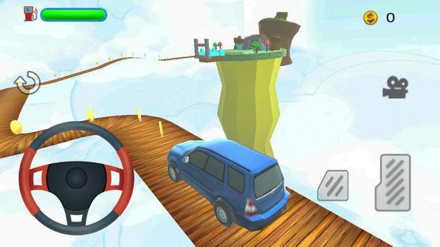 Real mountain car driving 4X4 screenshot 1