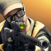 Sniper 3D Shooter by i Games icon