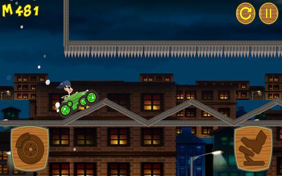 Mr Pean Mountain Racing screenshot 2
