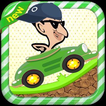Mr Pean Mountain Racing apk screenshot
