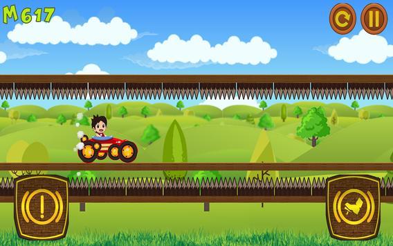 Nate Yo-kai Mountain Racing apk screenshot