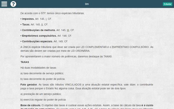 iGabaritei Magistratura screenshot 11
