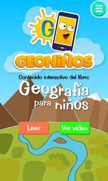 Geoniños poster