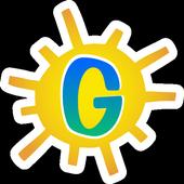 Geografía para Niños icon