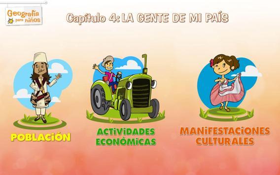 Geografía para Niños screenshot 8
