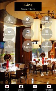 FöretagsAppen - Catering screenshot 8