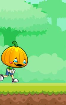 Pumpkin Go poster