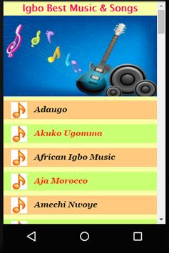 Igbo Best Music & Songs poster