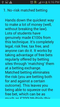 Money Making Tricks screenshot 6