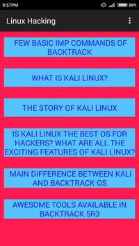 Hacking Linux screenshot 1