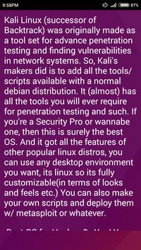 Hacking Linux screenshot 6