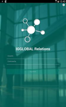 IGGLOBAL Relations poster