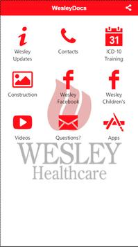 WesleyDocs poster
