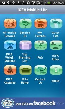 IGFA Mobile Lite poster