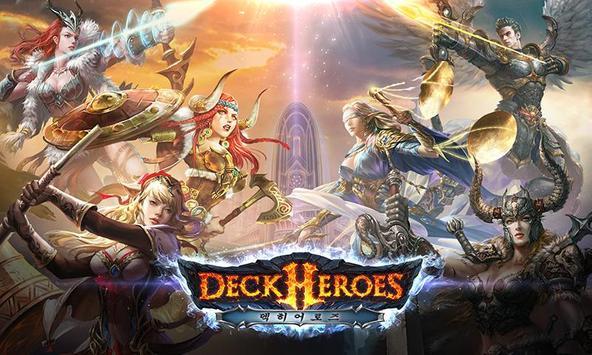 덱히어로즈: Deck Heroes poster