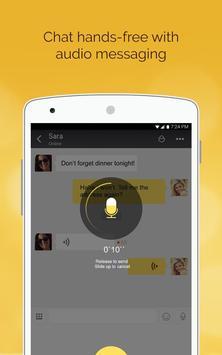 LINK Messenger apk screenshot