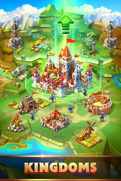 Lords Mobile: Battle of the Empires - Strategy RPG poster