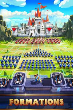 Lords Mobile: Battle of the Empires - Strategy RPG screenshot 1