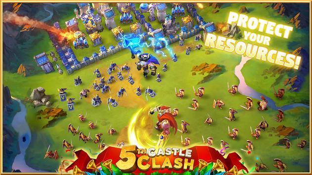 12 Schermata Castle Clash