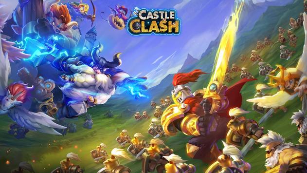 Castle Clash: Heroes of the Empire US apk screenshot
