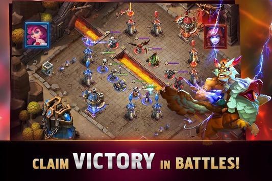 Clash of Lords 2: Guild Brawl apk screenshot