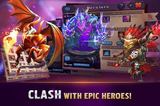 Clash of Lords 2: Guild Castle apk screenshot