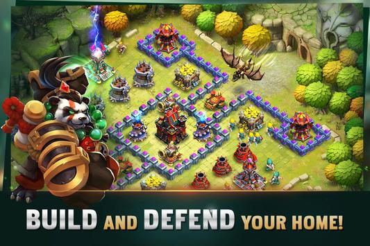 Clash of Lords 2: Guild Castle poster