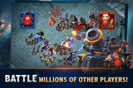 Clash of Lords 2: Guild Castle apk screenshot