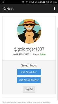 IG Hoot screenshot 1