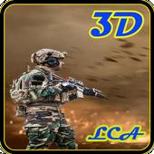 IGI Advance Sniper Fury Shooter 3D icon