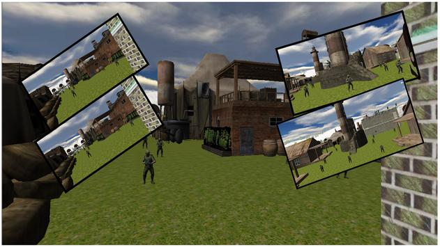 IGI Advance Sniper Fury Shooter 3D screenshot 4