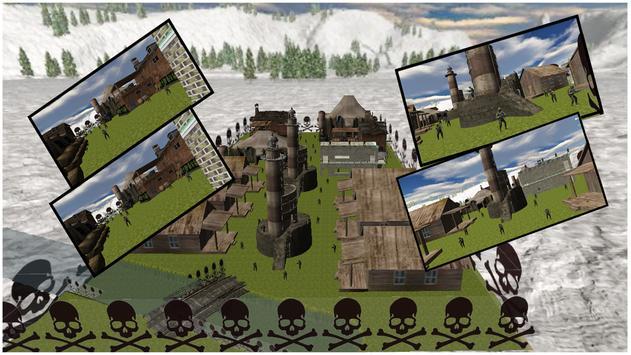 IGI Advance Sniper Fury Shooter 3D screenshot 1