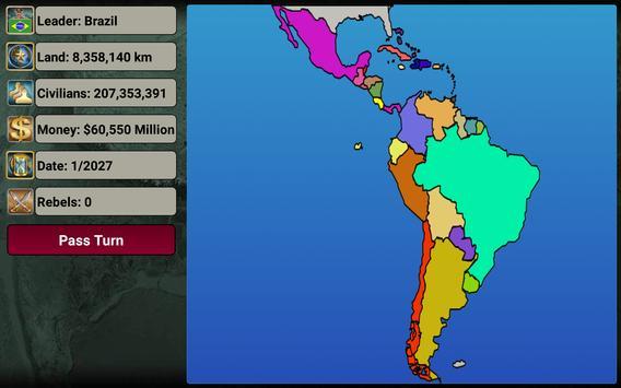 17 Schermata America Latina Impero 2027