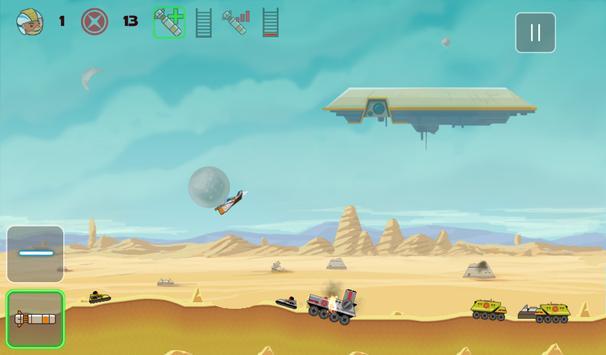 Space Rangers: Star Fighter apk screenshot