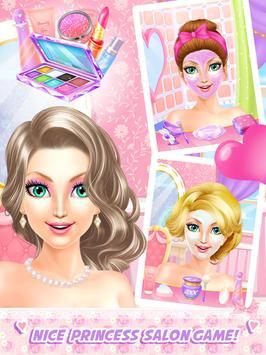 Princess Makeover Salon poster