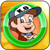 Gravity adventure game Fals icon
