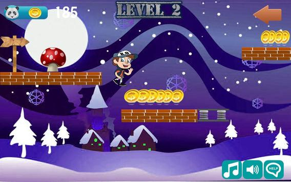 Gravity adventure game Fals apk screenshot