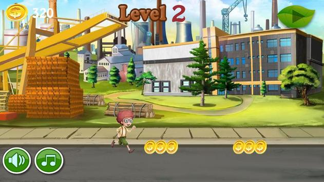 Subway & Temple game running apk screenshot